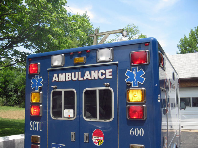 Keystone Auto Electrical Repairs Shop - Ford Ambulance - Headlight Problem